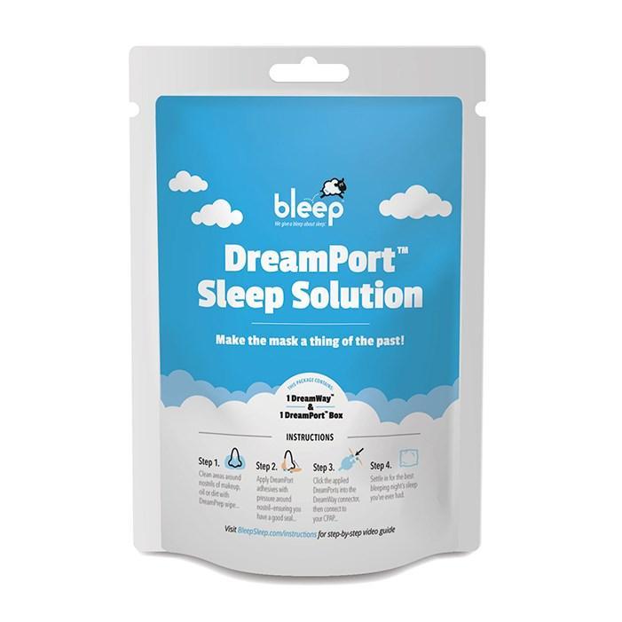 Bleep DreamPort Sleep CPAP Mask